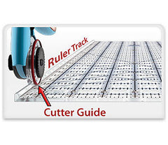 Grace TrueCut Cutting Rulers Track