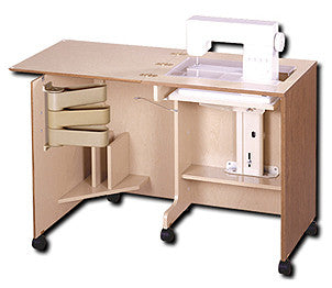 Horn Of America 2130 Compact Sewing Cabinet Tops Sewing