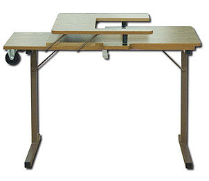 Horn Of America 34 Folding Table With Wheels