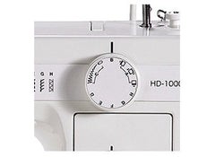 Janome HD1000 Stitch Selection Knob
