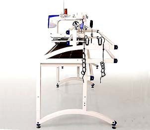 Juki Tl2200qvp Long Arm Quilting Machine With 10 Foot