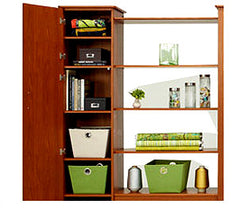 Koala Studios Creative Gallery Wall System Closet Shelves
