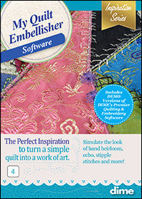 DIME Software - My Quilt Embellisher