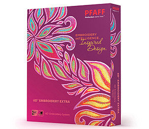 Pfaff 6D Embroidery Extra Software