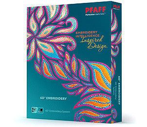 Pfaff 6D Embroidery Software