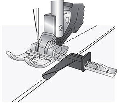 Pfaff Adjustable Guide Foot Drawing