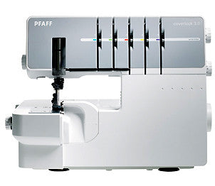 Pfaff Coverlock 3.0 5/4/3/2-Thread Overlock Machine