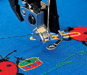 Pfaff Creative Embroidery Foot