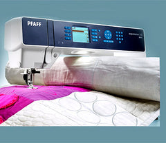 Pfaff Expression 3.5 Large Sewing Space