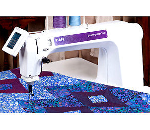 Pfaff PowerQuilter 16.0 Sit Down Quilting Machine
