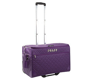 Pfaff Quilted Deluxe Roller Bag