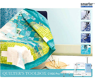 Pfaff Smarter By Pfaff Quilter's Toolbox