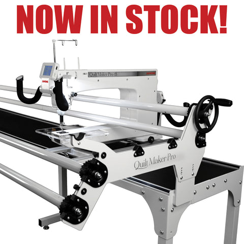All Longarm Quilting Machines