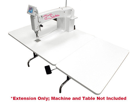The HQ Sweet Sixteen Table 18-Inch Extension