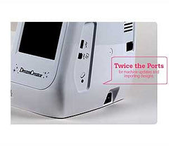 Brother Innov-Is VM5100 DreamCreator XE Two USB Ports
