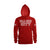 Magic City Hoodie (Limited Edition) (Red/White)