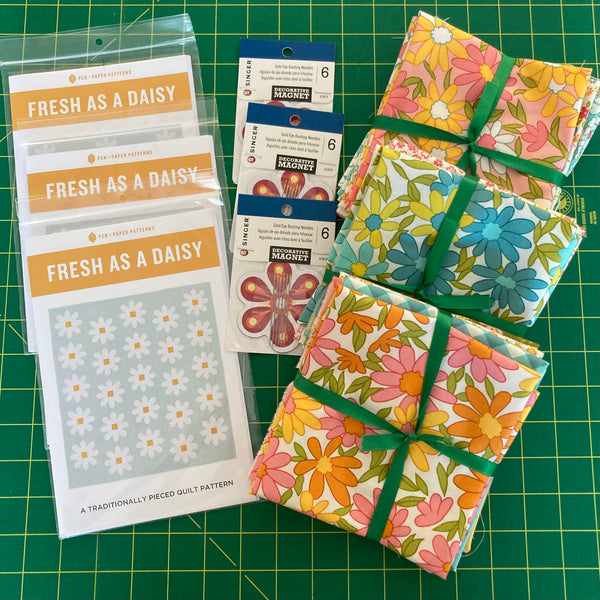 Sew Virtual Stash Membership from Quilt 'N' Things