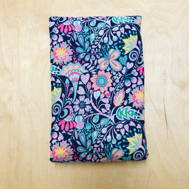 SEW to GO Pants-in-a-Box, Solstice navy flower