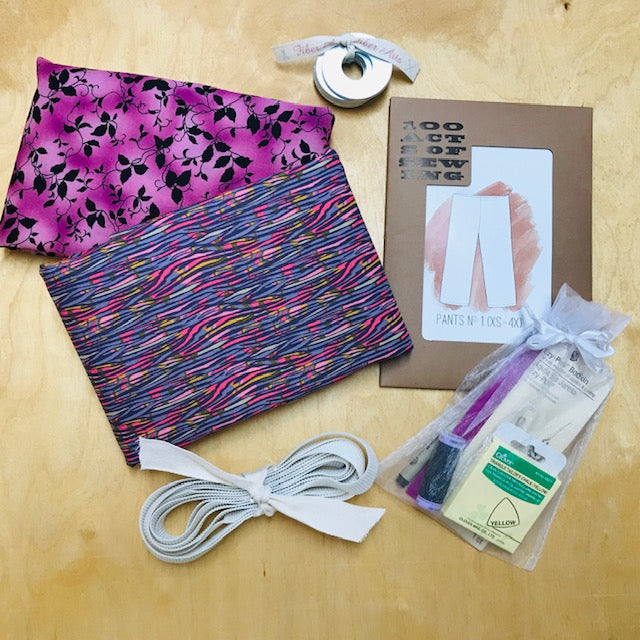 SEW to GO Pants-in-a-Box, Solstice purple