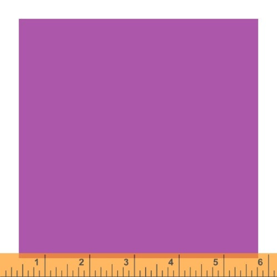 Ruby and Bee - Salvia - 51583-13 - Heather Ross and Annabel Wrigley -  Windham Fabrics - Solids - quilting cotton - 1 yd continuous cut