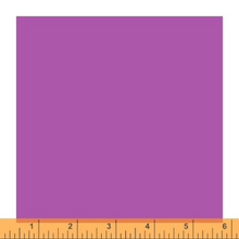 Load image into Gallery viewer, Ruby and Bee - Salvia - 51583-13 - Heather Ross and Annabel Wrigley -  Windham Fabrics - Solids - quilting cotton - 1 yd continuous cut