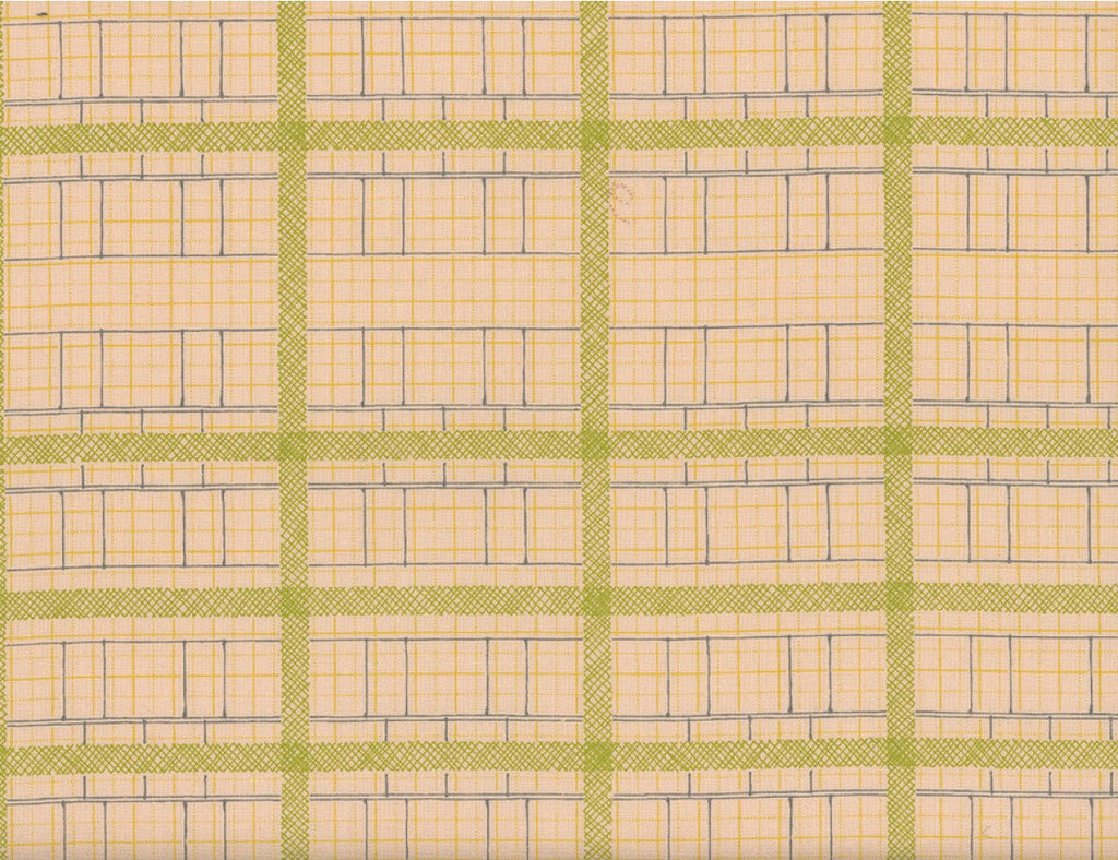 Friedlander Elevation Peach - Carolyn Friedlander - Robert Kaufman half yard quilting fabric