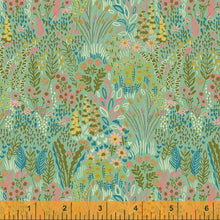 Load image into Gallery viewer, Sally Kelly Solstice - 51929-3 - Windham Fabrics half yard fabric - floral flowers
