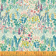 Load image into Gallery viewer, Sally Kelly Solstice - 51929-4 - Windham Fabrics half yard fabric - floral flowers