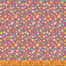 Load image into Gallery viewer, Sally Kelly Solstice - 51936-7 - Windham Fabrics half yard fabric - floral flowers
