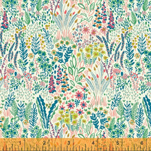 Load image into Gallery viewer, Sally Kelly Solstice - Cotton LAWN - 51929L-4 - Windham Fabrics half yard fabric - floral flowers