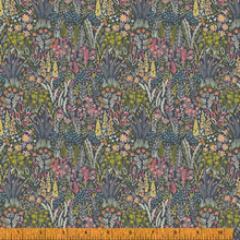 Load image into Gallery viewer, Sally Kelly Solstice - Cotton LAWN - 51929L-X - Windham Fabrics half yard fabric - floral flowers