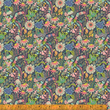 Load image into Gallery viewer, Sally Kelly Solstice - 51932-X - Windham Fabrics half yard fabric - floral flowers