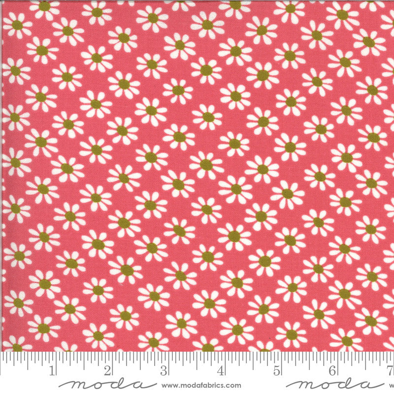 PRE-ORDER (ships in OCTOBER) A Blooming Bunch - Sweetie 40043 16 - Maureen McCormick - Moda Fabrics half yard fabric - flowers floral