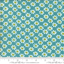 Load image into Gallery viewer, PRE-ORDER (ships in OCTOBER) A Blooming Bunch - Surf 40043 20 - Maureen McCormick - Moda Fabrics half yard fabric - flowers floral