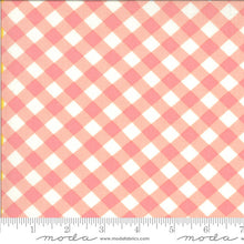 Load image into Gallery viewer, PRE-ORDER (ships in OCTOBER) A Blooming Bunch - Bubblegum 40046 14 - Maureen McCormick - Moda Fabrics half yard fabric - check