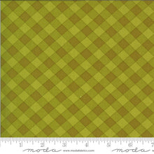 Load image into Gallery viewer, A Blooming Bunch - Avocado 40046 17 - Maureen McCormick - Moda Fabrics half yard fabric - check