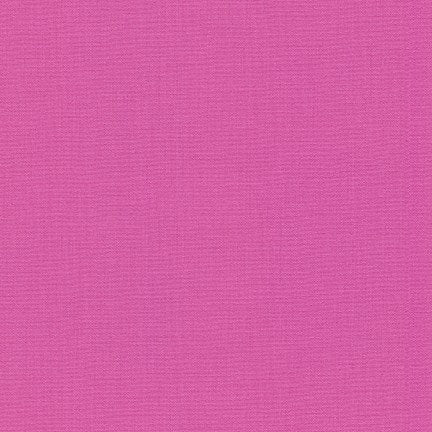 KONA Cotton Solid - Gumdrop - #489 - Robert Kaufman Fabric - 1 yd continuous cut