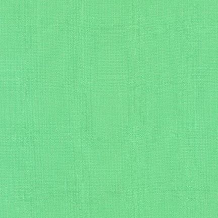 KONA Cotton Solid - Parakeet- #221 - Robert Kaufman Fabric - 1 yd continuous cut