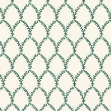 Load image into Gallery viewer, Rifle Paper Co Strawberry Fields - Laurel - Green and Cream Fabric - Rifle Paper Co. - Rifle Paper Co. Quilting Cotton