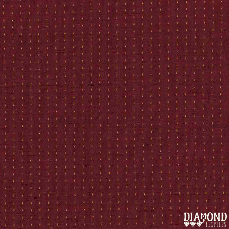 Nikko Topstitch - 4812 - Wine - Diamond Textiles - woven fabric - half yard fabric