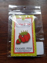 Load image into Gallery viewer, Enamel Pin - Fig Tree & Co - Vintage Sewing - Listing is for ONE pin