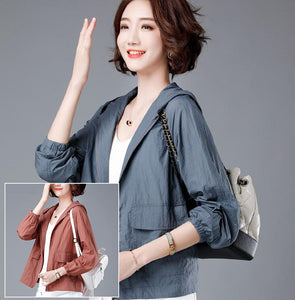 【Buy 1 Free 1】2020 new all-match thin coat (can be sunscreen)