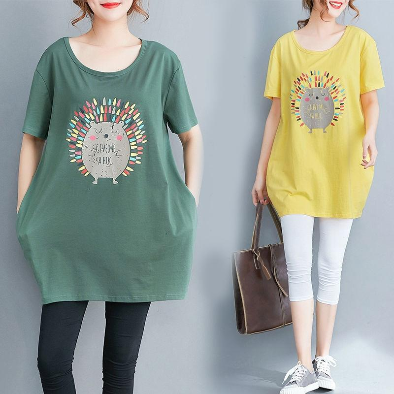 1/2 Pcs♥Cotton multi-element T-shirt