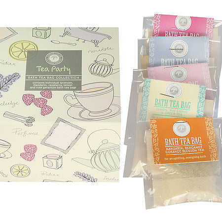 Bath Tea Bags x 1 Assorted