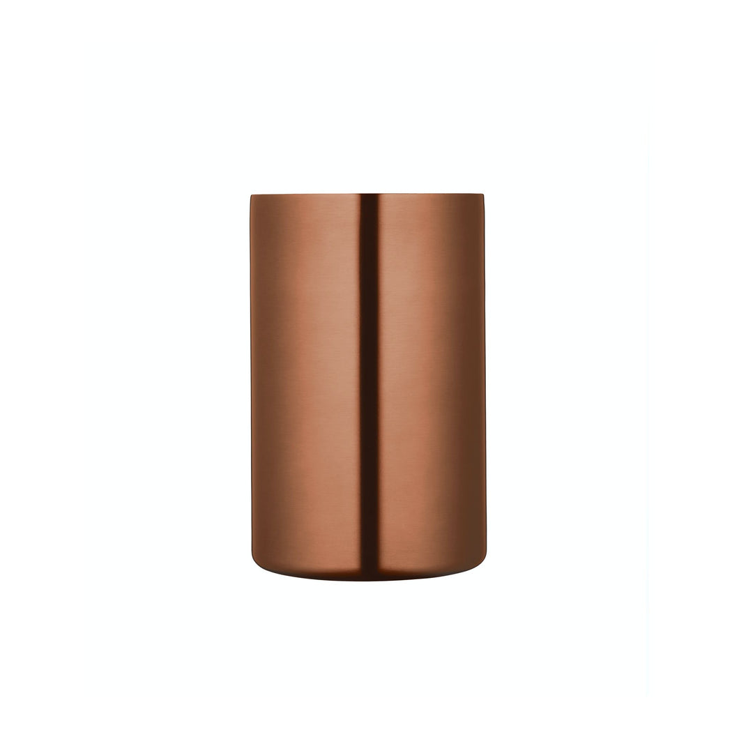 Double Walled Wine Cooler Copper