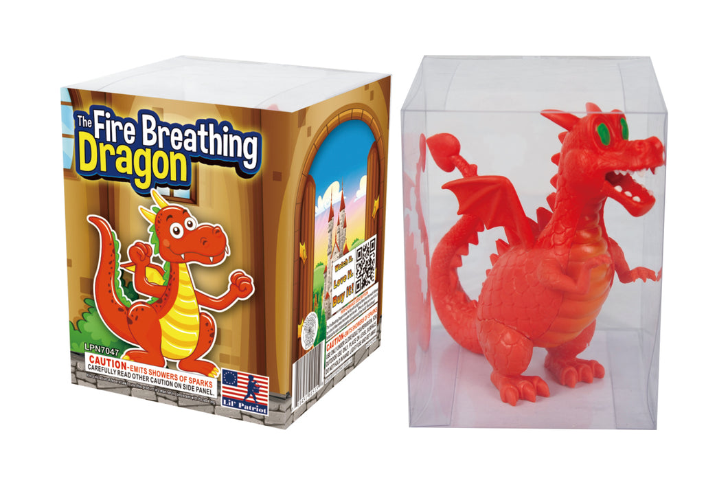 Fire Breathing Dragon, The