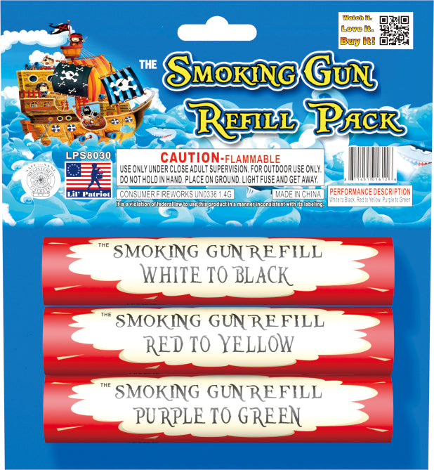 The Smoking Gun Refill Pack