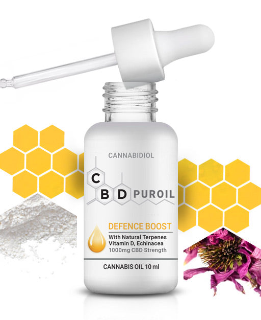 CBD Puroil Defence-Boost for Immune System Support