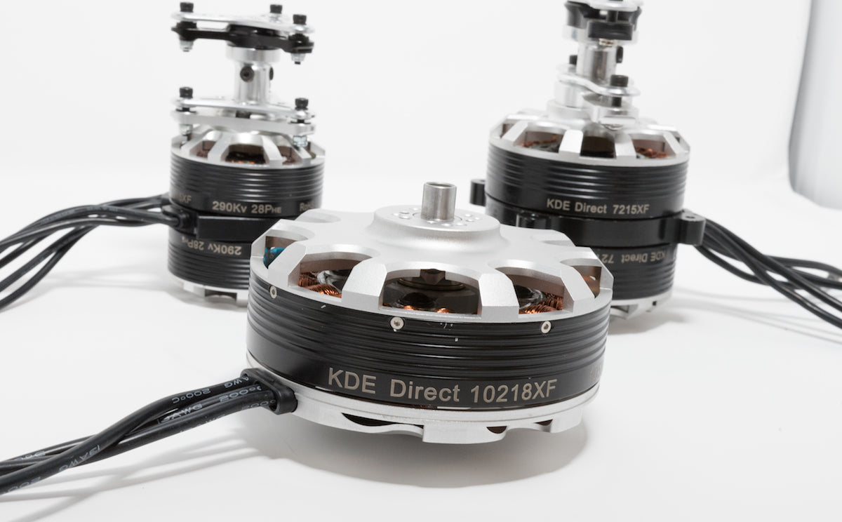 KDE Direct brushless motor