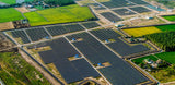 Drones for solar farms